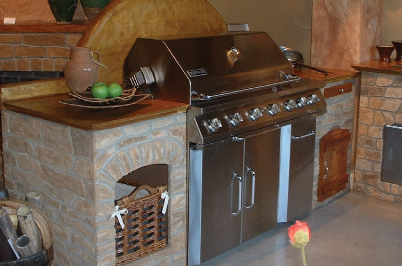 Gallery: Outdoor Kitchens - DCE Polymers
