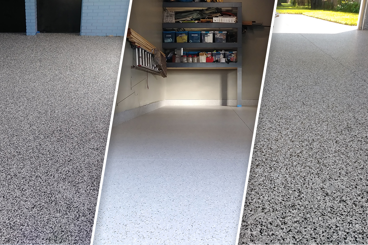 Epoxy Floor Coatings From DCE Polymers