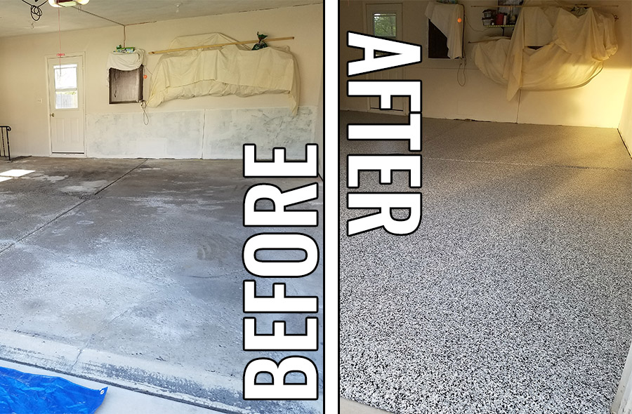 Before & After: Our 5 Step Process
